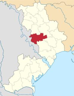 Raion in Odessa Oblast, Ukraine
