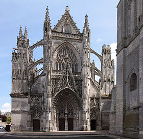 Image illustrative de l'article Abbaye de la Trinité de Vendôme