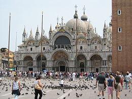 Pitture San Marco Interni.Basilica Di San Marco Wikipedia