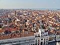 Venezia Blick vom Campanile der Basilica di San Marco 01.jpg
