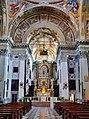 Venezia Chiesa di San Nicola di Tolentino Innen Langhaus Ost 4.jpg