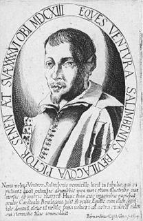Ventura Salimbeni Italian painter