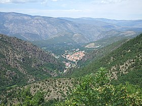 Parc naturel r gional des pyr n es catalanes wikip dia - Les pyrenees catalanes ...