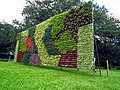 Vertical Garden during Lalbagh Flower show August 2013 - 2.JPG