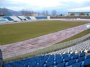 Stadionul Cetate (Alba Iulia) - Victoria-Cetate stadium