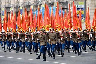 2010 Kiev Victory Day Parade