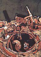 VietnamCombatArtFlamerbyStephenHRandallCATVII1968