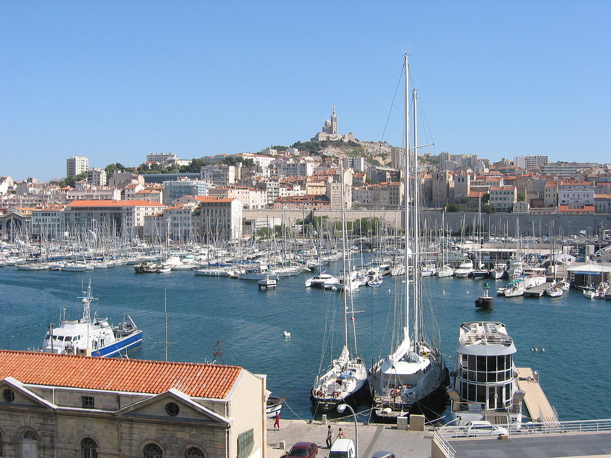 marseille � wikipedie