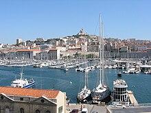 Vieux Port Marseille Wikipedia