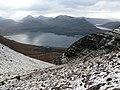 View from Coir nan Laogh, Beinn Alligin - geograph.org.uk - 611644.jpg