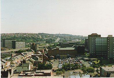 View from Old Trinity Centre Car Park looking southwards.jpg