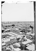 View of Damascus and minarets LOC matpc.11713.jpg