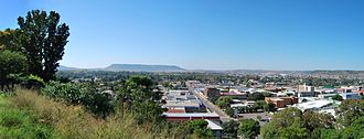 Ladysmith, KwaZulu-Natal - Ladysmith central business district