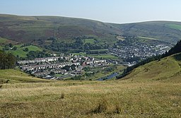 View of Pontycymer from Waun Tynewydd - geograph.org.uk - 985703.jpg