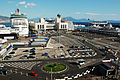 View of the Port of Naples (Maritime Station front view) Naples, Campania, Italy, South Europe.jpg