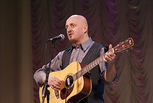 Viktor Shalkevich - Victor Shalkewich during a concert, 2010
