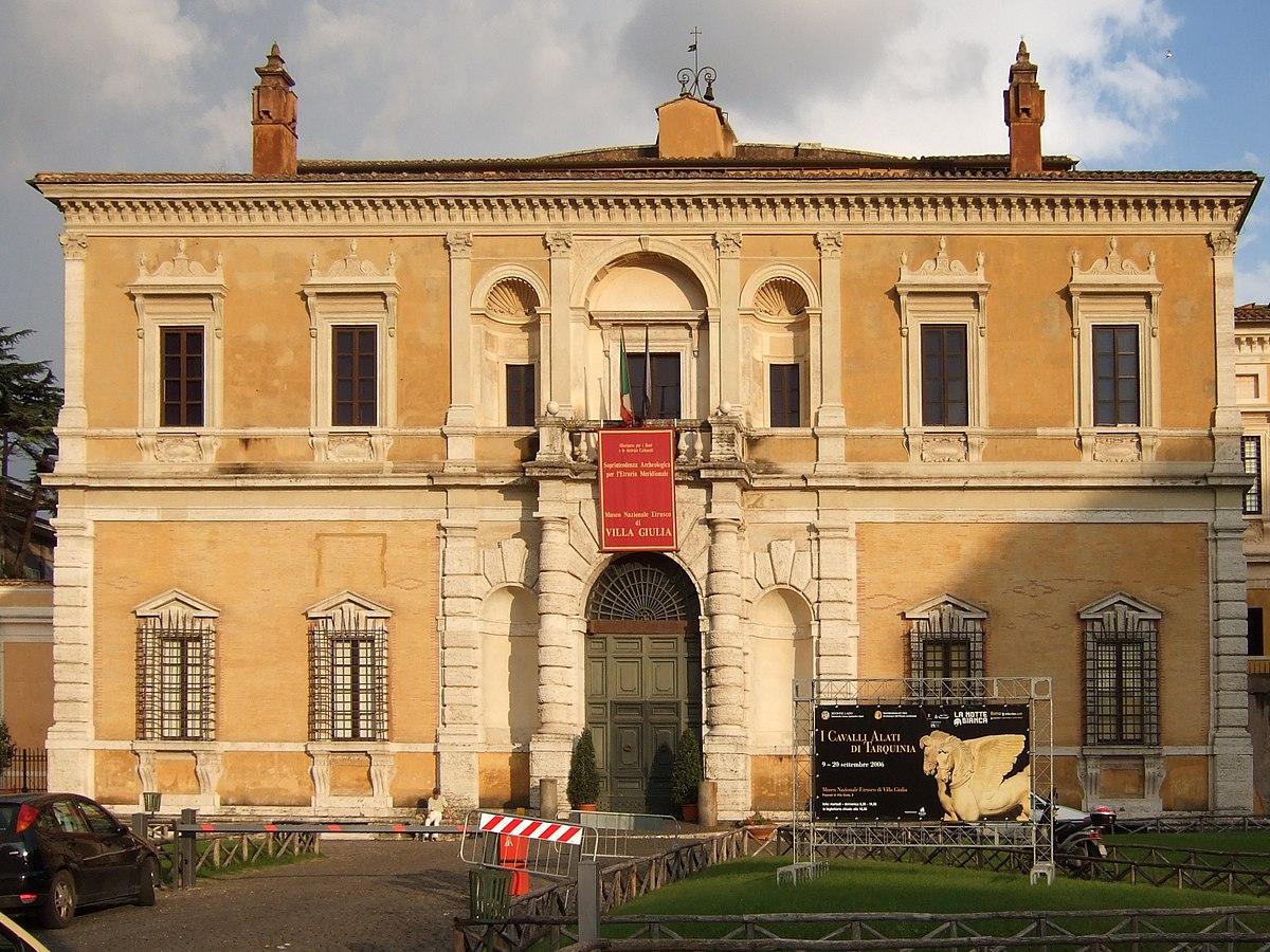 Museo Villa Borghese Ingresso In Via