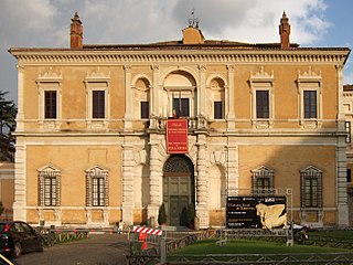 National museum in Rome, Italy