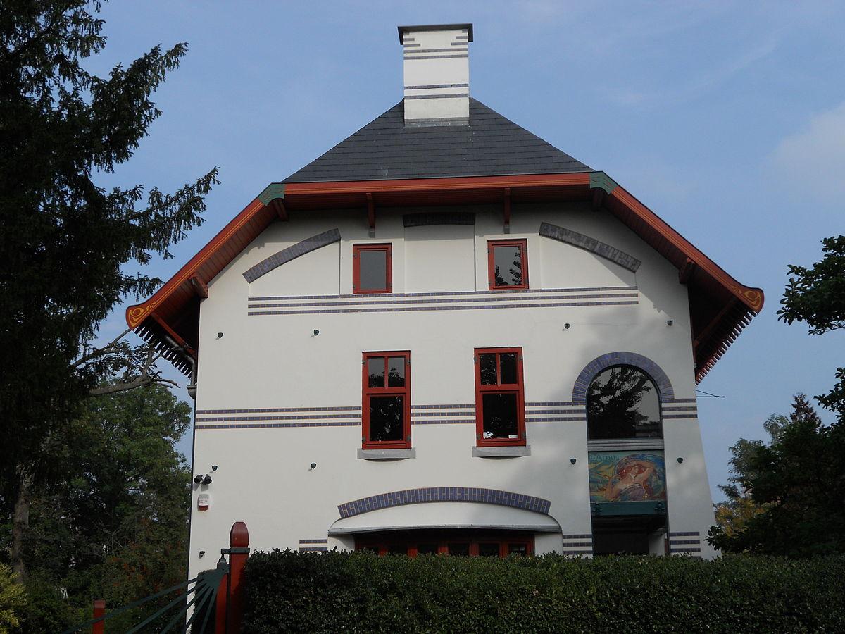 Villa l 39 aube wikip dia for Architecte aube