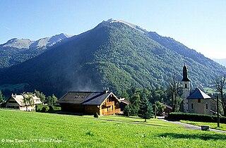 Essert-Romand Commune in Auvergne-Rhône-Alpes, France