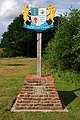 Village sign - geograph.org.uk - 1392088.jpg