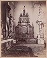 Vilnia, Śviatoha Michała, Bernardynski, Leŭ Sapieha. Вільня, Сьвятога Міхала, Бэрнардынскі, Леў Сапега (J. Čachovič, 1880-86).jpg