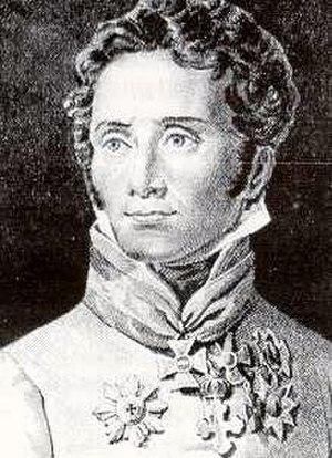 Frederick Bianchi, Duke of Casalanza - Frederick Bianchi.