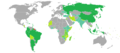 Visa requirements for Surinamese citizens.png