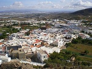 Níjar - Image: Vista Níjar