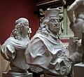 Vittoria della Rovere and Leopoldo de' Medici by Giovanni Battista Foggini (Pushkin museum)).jpg