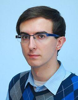 Vladimir Kumets Belarusian dissident