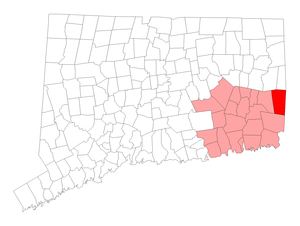 Voluntown, Connecticut - Image: Voluntown CT lg