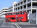 Volvo B7TL - Alexander, VPL 636, reg nr LK54 FWR of Metroline, London NW2. Official games vehicle. (7624145678).jpg