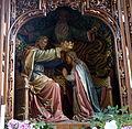 Vorderweißenbach Pfarrkirche - Choraltar 2 Marienkrönung.jpg
