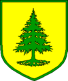 Coat of arms of Võru