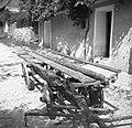 Voz za seno (novejši tip - od l. 1930), Kal 1952.jpg