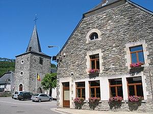 Vresse-sur-Semois - Image: Vresse sur Semois JPG02