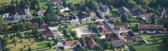 Vielleségure - An aerial view of Vielleségure