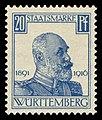 Württemberg 1916 245 König Wilhelm II.jpg