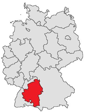 Amateurliga Schwarzwald-Bodensee - Image: Württemberg state association