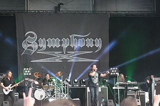 Symphony X American progressive metal band