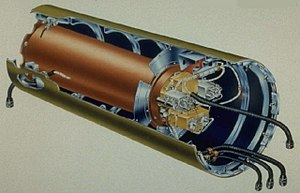 W85 - A DOE drawing of the W85 warhead.