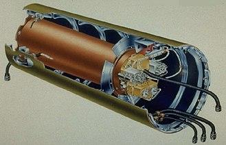 B61 Family - Image: W85 warhead (DOE)