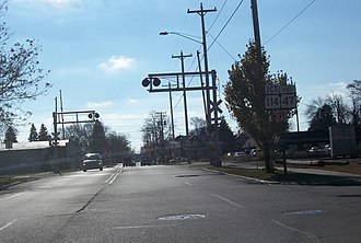 Wisconsin Highway 47 - Image: WIS47South Terminus