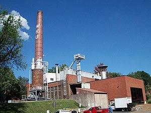 Western Kentucky University Heating Plant - Image: WKU Heating