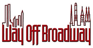 Way Off Broadway Dinner Theatre - Image: WOB Logo