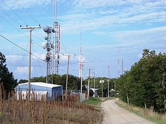 WSLQ - WSLQ's transmitter