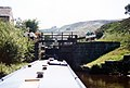 Wadsworth Mill lock Rochdale Canal - geograph.org.uk - 481185.jpg