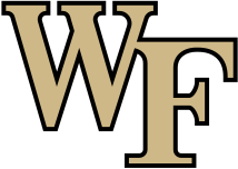 Wake Forest University Athletic logo