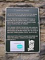Wall Plaque, Westgate, Cleckheaton - geograph.org.uk - 1630047.jpg